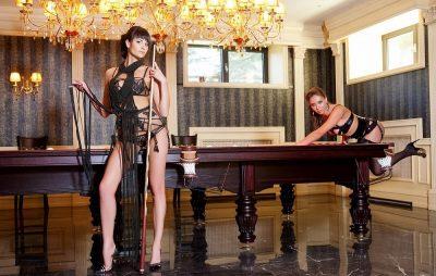 Проститутка Ксюша и Таня